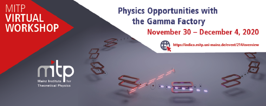 Physics Opportunities with the Gamma Factory